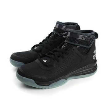 adidas Dual Thruat BB 運動鞋 籃球鞋 黑 男款 no182