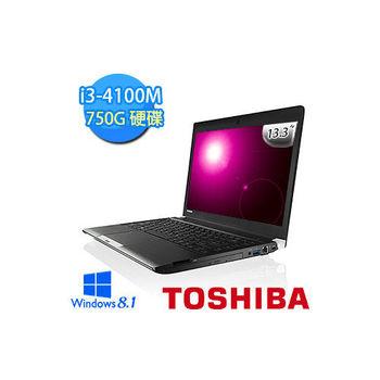 Toshiba  R30-A-00L002 13.3吋 i3-4100M 內顯 輕薄美型筆電