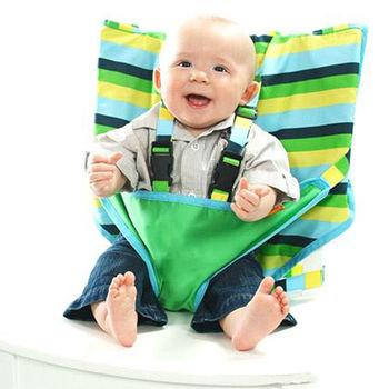 美國My Little Seat可攜式嬰兒安全座椅套-海濱假期
