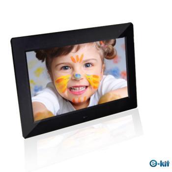 逸奇e-Kit  10吋高品質黑數位相框電子相冊DF-F024_BK