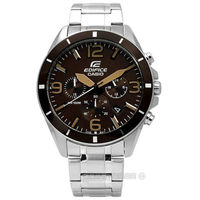 EDIFICE CASIO~贈皮錶帶 EFR #45 553D #45 5B 卡西歐決戰世