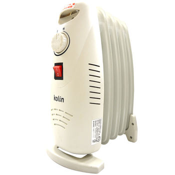 【Kolin 歌林】葉片式恆溫電暖器 (KFH-HC05)