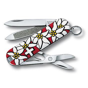 VICTORINOX 瑞士維氏小白花7用瑞士刀 06203.840