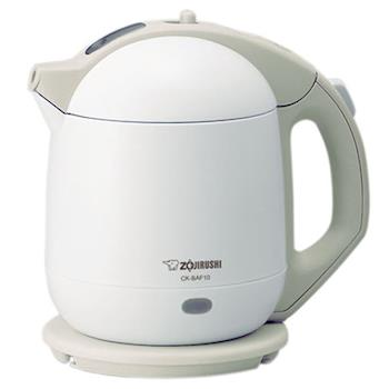 【象印】1.0L快煮電氣壺 CK-BAF10