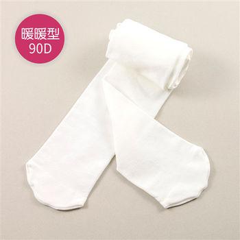 【公主童襪Princesstights】 90D水梨白超細纖維兒童褲襪 – 止滑款(1-3歲)