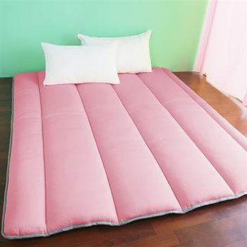 【契斯特】超涼感冰晶絲日式床墊-雙人草莓塔