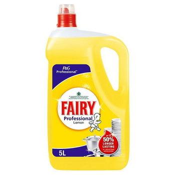 【原裝進口】德國Fairy 洗碗精(5000ml)(檸檬清香)*2