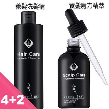 日本美島水肌厚生省養髮育毛(4+2)