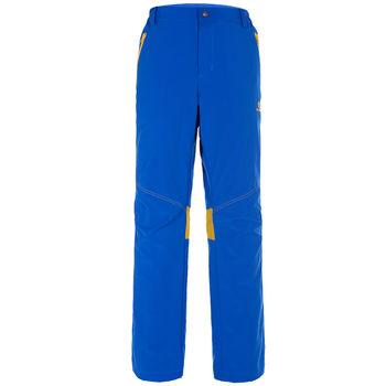 【聖伯納 St.Bonalt】男-3M吸濕排汗彈性透氣速亁長褲-深海藍(32049)
