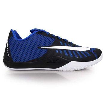 【NIKE】HYPERLIVE EP 男籃球鞋- 運動 籃球鞋 藍黑白