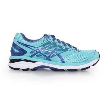 【ASICS】GT-2000 4 女慢跑鞋- 路跑 健身 訓練 亞瑟士 湖水藍