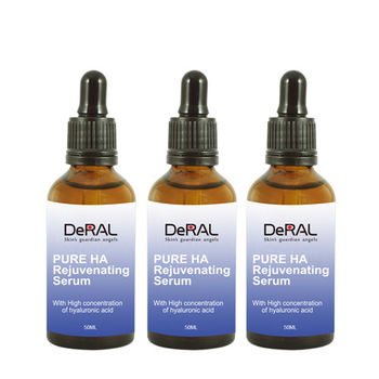 DERAL玻尿酸修護精華液3入組