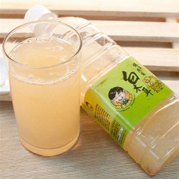 苦主健康茶飲 銀耳燕窩白木耳(450ml/瓶)