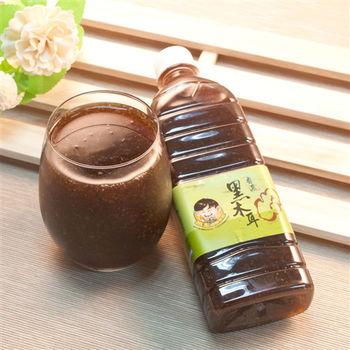 苦主健康茶飲 香濃黑木耳(450ml/瓶)