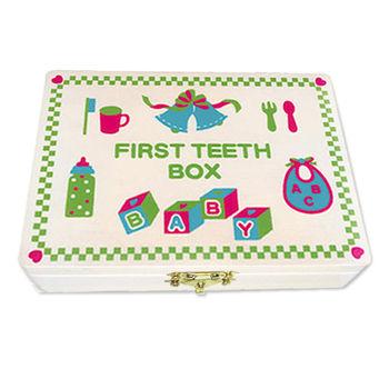《TOMA‧TOMA》乳牙保存盒