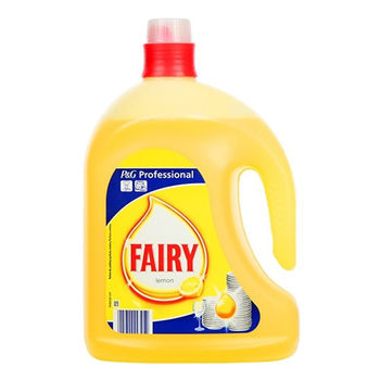 【原裝進口】德國 Fairy 洗碗精(檸檬清香/2500ml)*4/箱