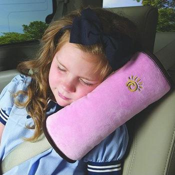 超大安全帶護套枕 4入
