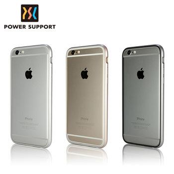 POWER SUPPORT iPhone6s/6 (4.7吋) Arc Bumper 保護邊框(附螢幕保護貼)