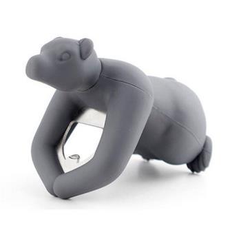 美國 kikkerland 熊抱開瓶器