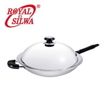 《皇家西華》36cm五層複合金炒鍋(單柄)