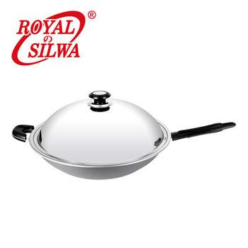 《皇家西華》36cm日式黃金鑄造鍋(單柄)