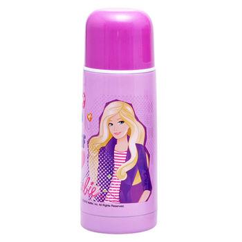 《BARBIE》芭比 氣球女孩保溫瓶 350ml (紫色)