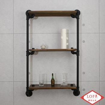 【微量元素】手感工業風美式水管壁掛架(DIY)
