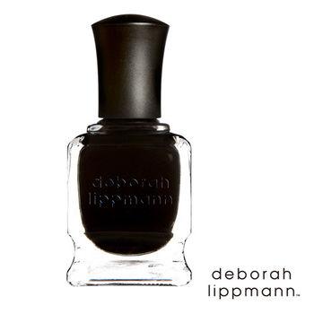 deborah lippmann奢華精品指甲油_呼喚你的名字Fade To Black#20046