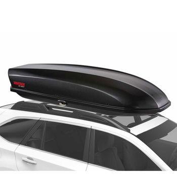 YAKIMA SKYBOX 21 CARBONITE 碳纖紋路黑色車頂行李箱