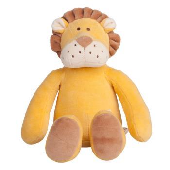 美國miYim有機棉安撫娃娃 里歐獅子 32cm
