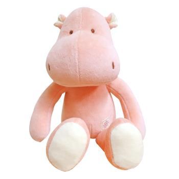 美國miYim有機棉安撫娃娃 喜寶河馬 32cm