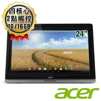 ACER 宏碁 DA241HL 24吋 NVIDIA T33 四核 FHD AIO觸控電腦