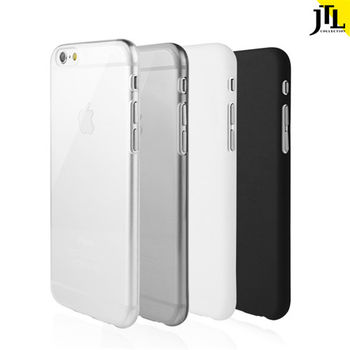 JTL iPhone 6/6S Plus 輕量透明超抗刮手機保護殼