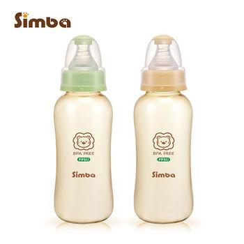 【小獅王辛巴】PPSU標準葫蘆大奶瓶2支組(320ml)