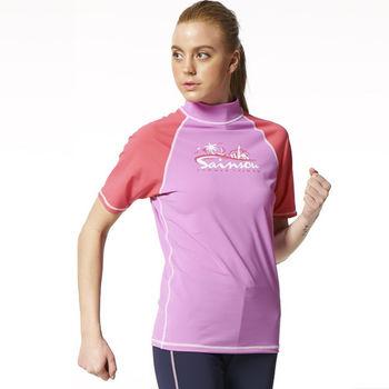 【SAIN SOU】抗UV防水母螫咬半身水母衣A90501