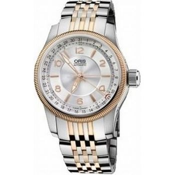 Oris Big Crown大錶冠指針式日期錶-40mm(75476284361M)