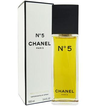 Chanel NO.5淡香水 100ml  EDT