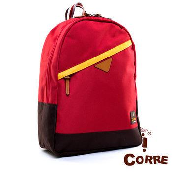 CORRE - 自我風格大容量款MIT尼龍後背包-共2色