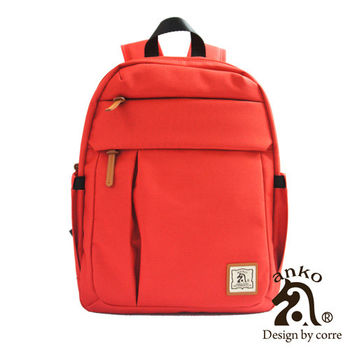 CORRE - ANKO自我風格運動款MIT尼龍後背包-共3色