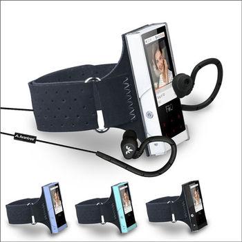 FiiO M3隨身音樂播放器+SK-M3運動臂帶+Avantree Seahorse iPhone線控運動耳機