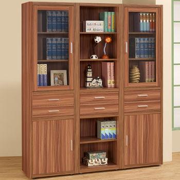 Homelike 曼尼6尺大書櫃