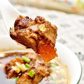 【好神】香濃嫩Q軟骨肉獨享包美味超好吃6包組(紅燒軟骨肉/梅干軟骨肉-口味各3包)