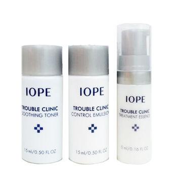 【IOPE】肌膚調理三件組