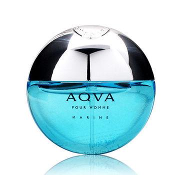 BVLGARI 寶格麗 AQVA 活力海洋能量男性淡香水 15ml (淺藍)