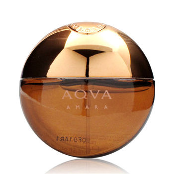 BVLGARI 寶格麗 AQVA 豔陽水能量男性淡香水 15ml (古銅)