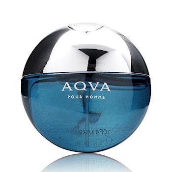 BVLGARI 寶格麗 AQVA 水能量男性淡香水 15ml (深藍)