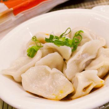 四川吳抄手 紅油餃(390g/30粒/盒)附醬汁