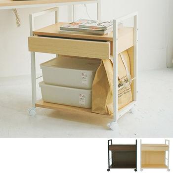 《舒適屋》柏得溫多用途可移動檔案櫃/收納櫃(2色可選)