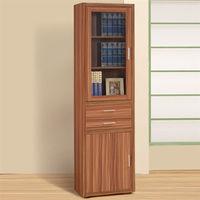 Homelike 曼尼左開式書櫃