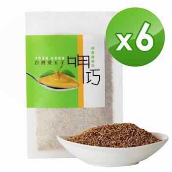 【十翼饌】 呷巧系列-台灣愛玉子 (30g)x6包  贈:愛玉洗袋(2入)/包